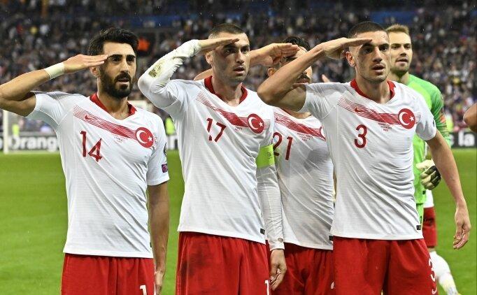 Merih Demiral: 'Ne Mutlu Türküm Diyene!'