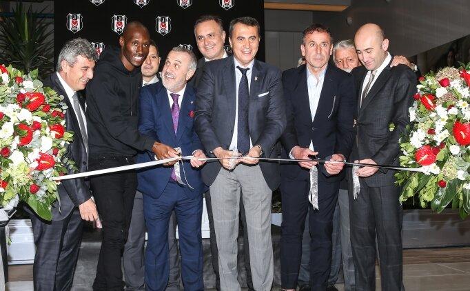 Beşiktaş AVM, Fulya'da açıldı