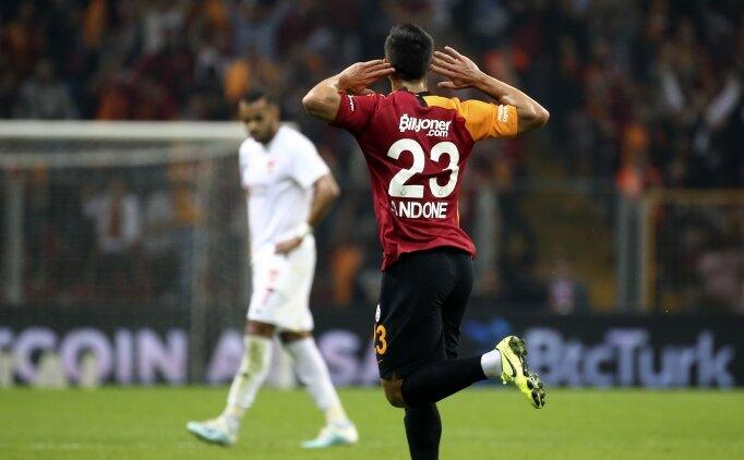 Florin Andone: 'Benim için goller önemliydi'