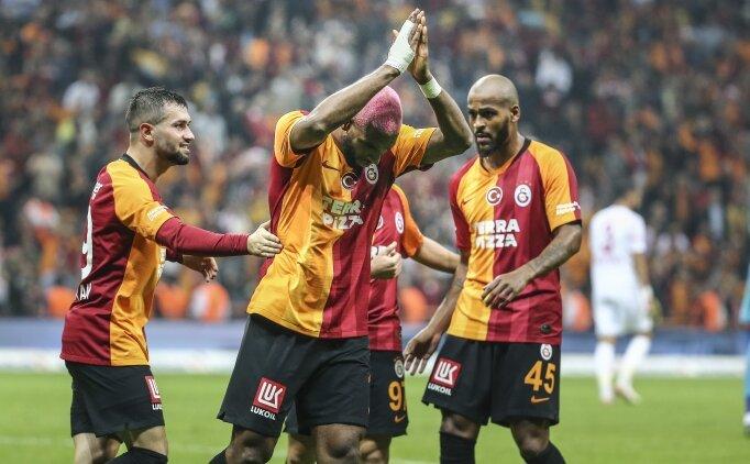 Galatasaray'ın 5 maçlık hasreti sona erdi
