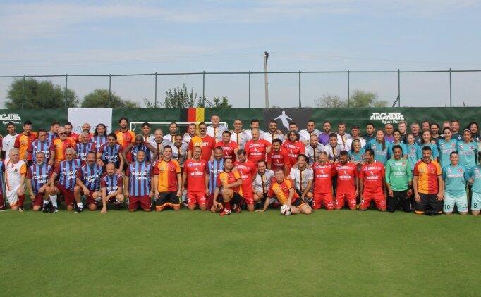 Türk-Alman Dostluk Günü Futbol Turnuvası, başladı
