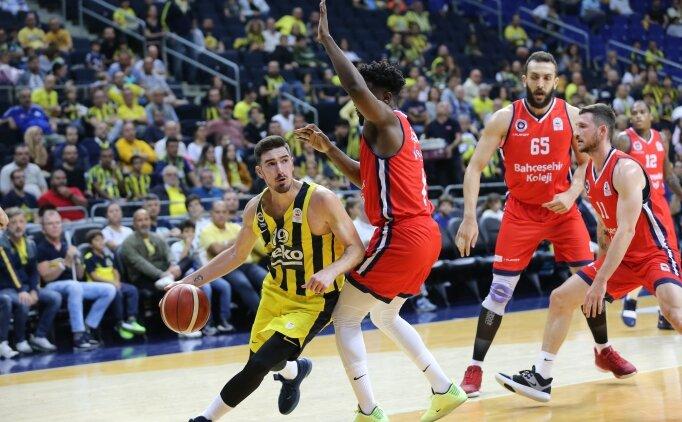 Fenerbahçe Beko seriyi sürdürdü