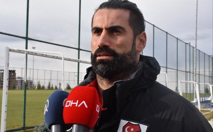 Volkan Demirel: 'Hedefim teknik direktörlük'