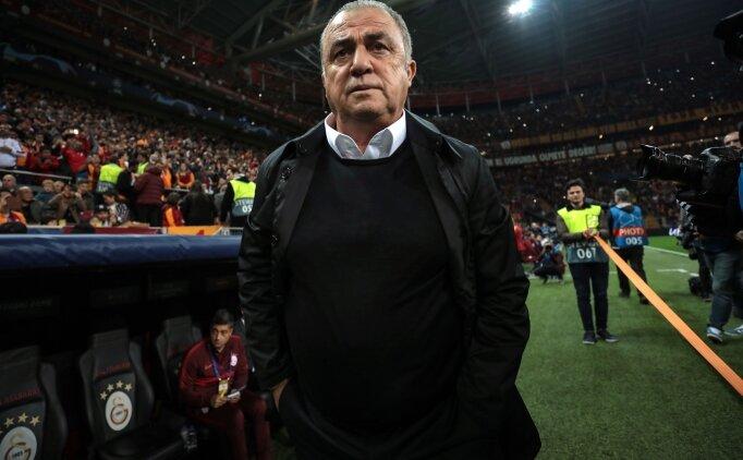 Galatasaray tribünlerinde sürpriz olay
