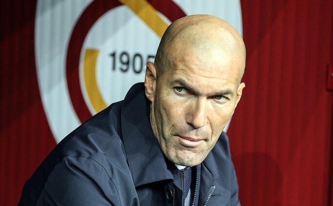 Zinedine Zidane: 'Daha fazla atmalıydık'