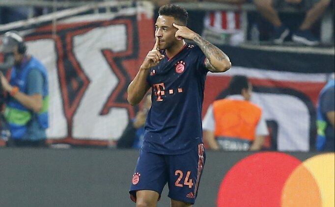 Yunanistan'daki müthiş düelloda zafer Bayern Münih'in!