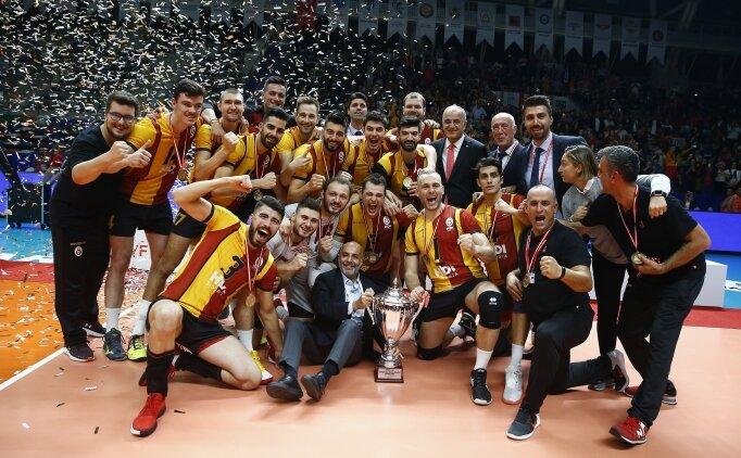 Galatasaray, Süper Kupa'yı Fenerbahçe'den aldı