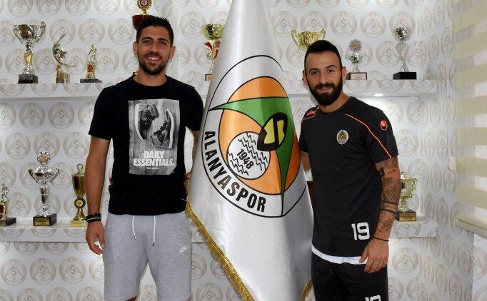 Alanyaspor'un Yunan futbolcularından liderlik yorumu!