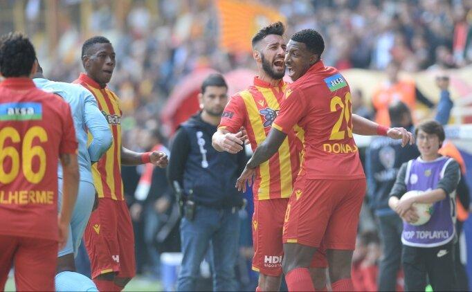 Malatyaspor, Sergen Yalçın ile zirveye meydan okuyor