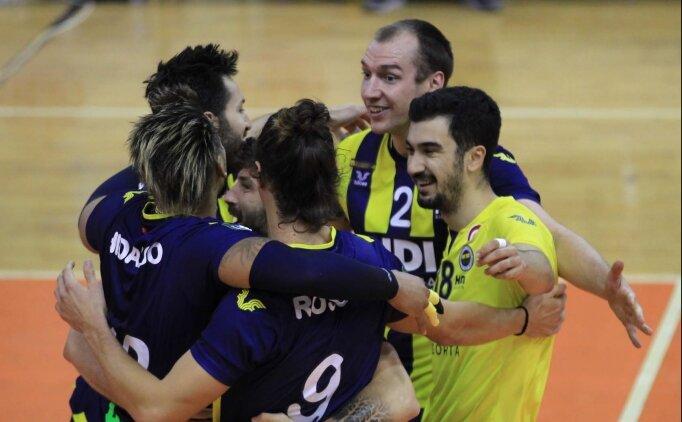 Fenerbahçe HDI Sigorta, Tokat'tan galibiyetle döndü!