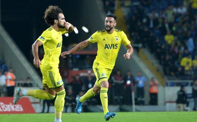 Fenerbahçe kupada yedeklerle turladı!