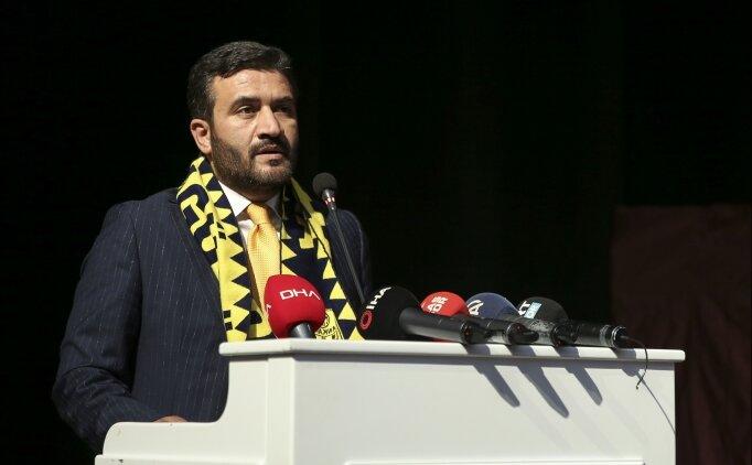 MKE Ankaragücü'nün yeni başkanı Fatih Mert