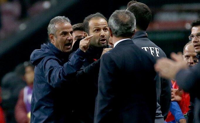 İsmail Kartal: 'Bize göre penaltı değil'