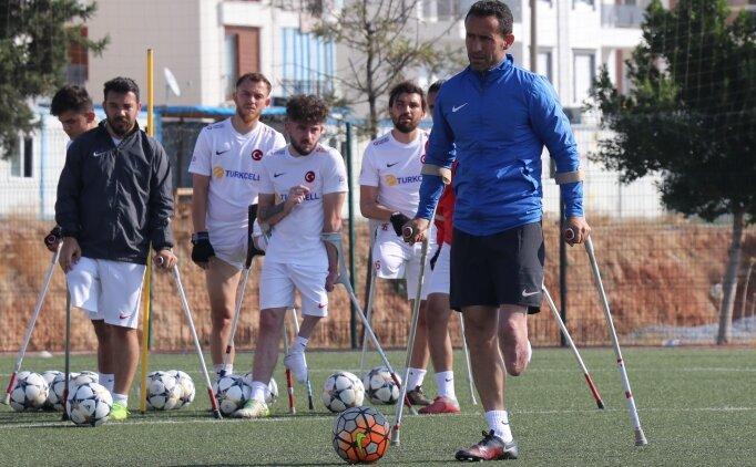 Osman Çakmak: 'Dünya Kupası'na ev sahipliği yapmak istiyoruz'
