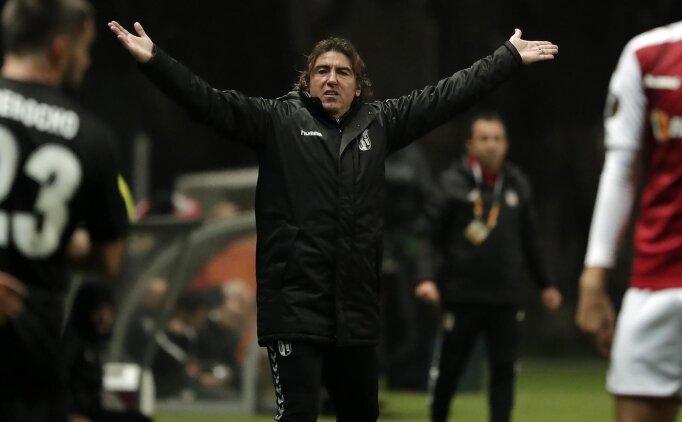 Sa Pinto: 'Beşiktaş'a mesaj vermek istedik'