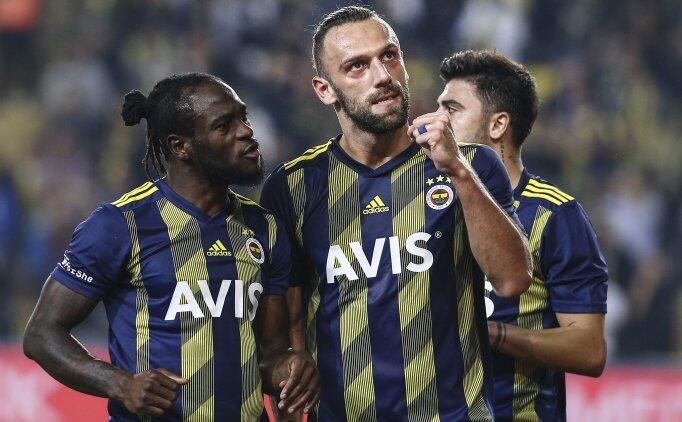 Fenerbahçe'de Vedat Muriqi'nin dikkat çeken rakamı