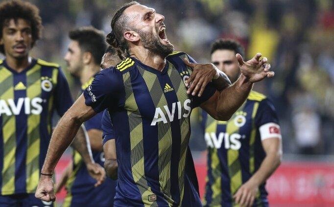 Fenerbahçe'de penaltılar artık Vedat Muriqi'nin
