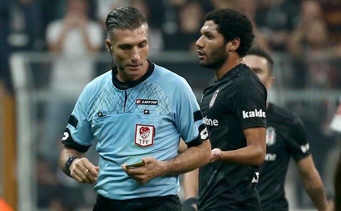 Elneny, Beşiktaş'ta kalacak mı? Cevabı...