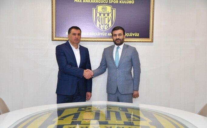 Mustafa Kaplan'ın Ankaragücü'ndeki hedefi