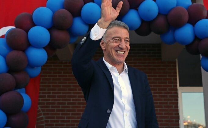 Ahmet Ağaoğlu: 'Trabzonspor sevgimiz örnek olacak'