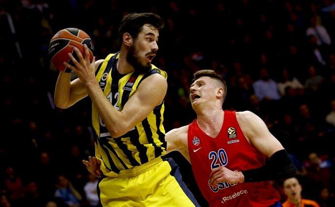 Fenerbahçe Beko, Rusya'da son çeyrekte dağıldı!