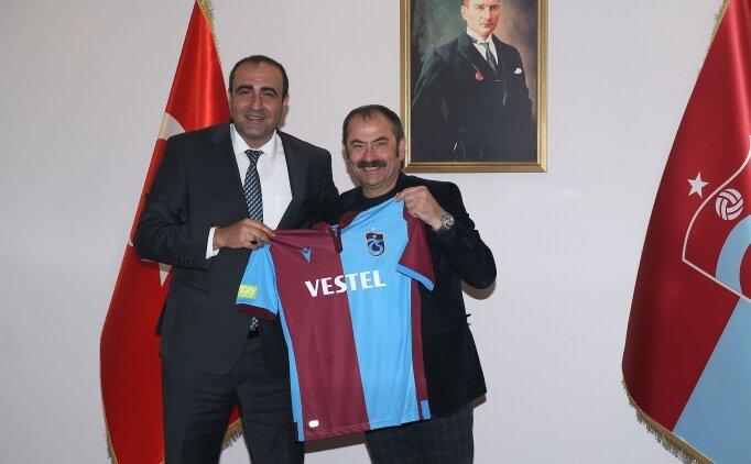 Trabzonspor, Formül Plastik ve Metal Sanayi AŞ ile sponsorluk anlaşması imzaladı