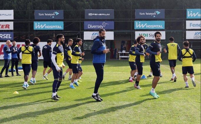 Fenerbahçe'de Max Kruse ve Vedat Muriqi'nin son durumu