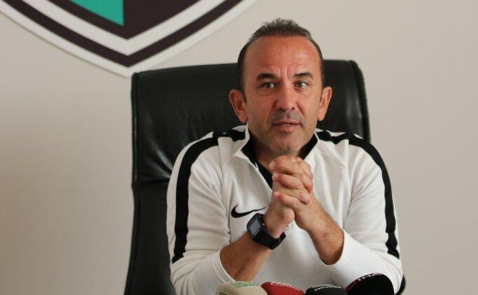 Mehmet Özdilek: 'En önemli maçımız Rizesporla'