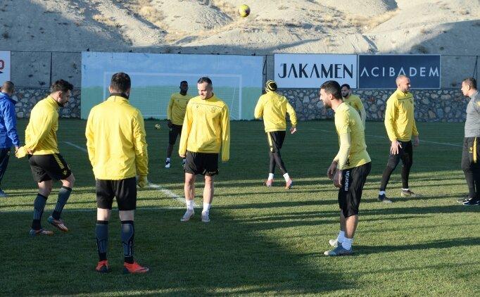 Malatyaspor'a  Thievy Bifouma, Moryke Fofana müjdesi