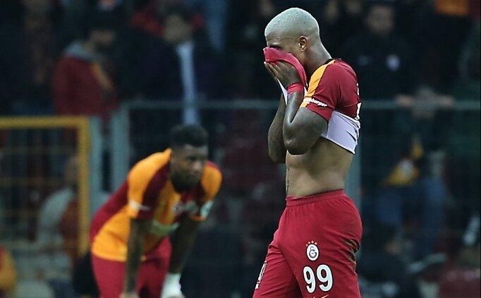 Galatasaray'ın 930 günlük serisi noktalandı