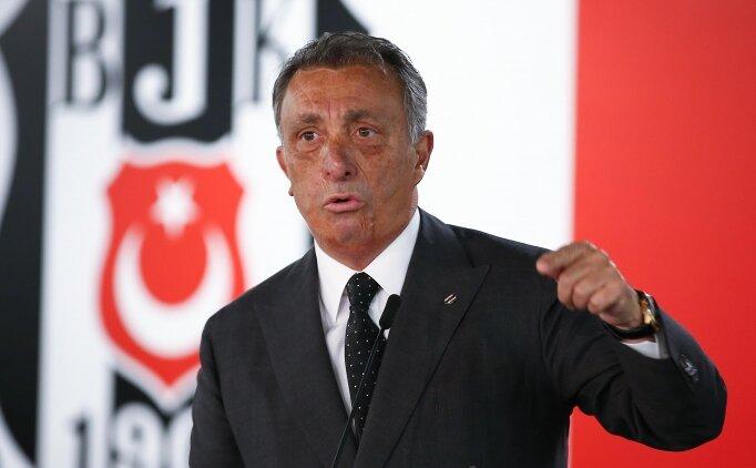 Ahmet Nur Çebi: 'Temennim, daha güçlü Beşiktaş'