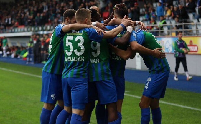 Rizespor, Konyaspor'un acısını derinleştirdi