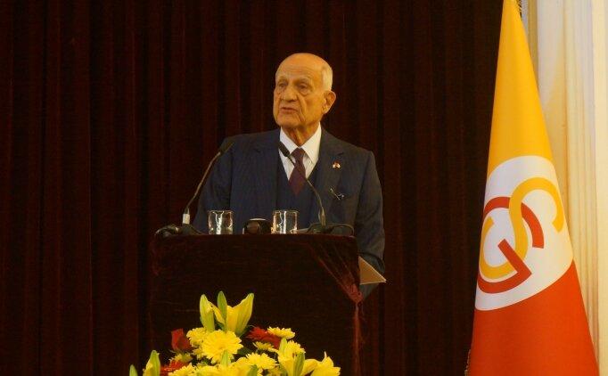 Galatasaray Lisesinde berat töreni