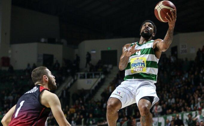 Gaziantep Basketbol, Bursaspor'u farklı mağlup etti