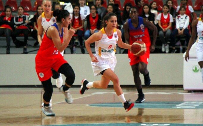 Kayseri Basketbol, BOTAŞ'ı mağlup etti