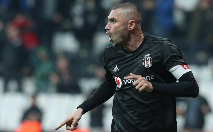 Beşiktaş'ın 'Kral'ı durmak bilmiyor!
