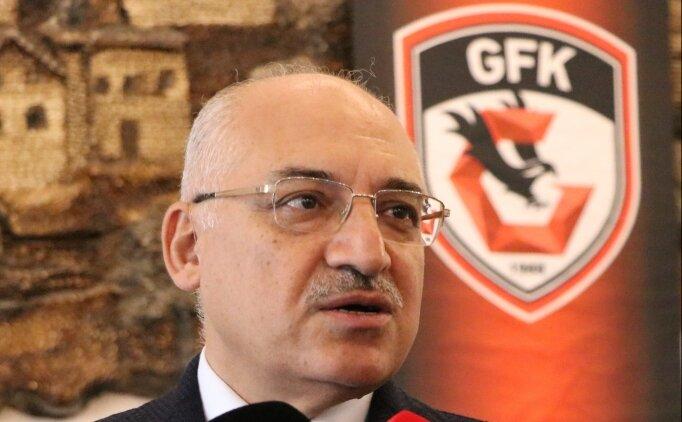 Gaziantep'te Mehmet Büyükekşi, transfer hedeflerini açıkladı