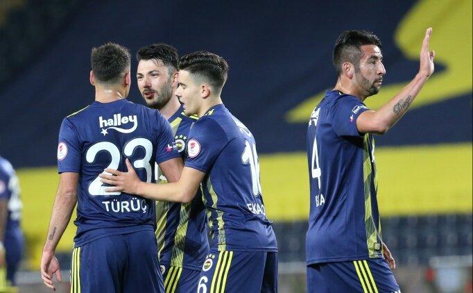 Fenerbahçe'de Gençlerbirliği maçı hazırlığı başladı