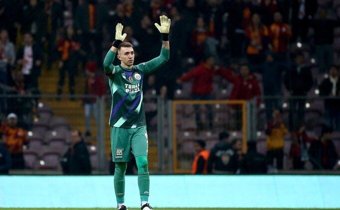 Galatasaray, Muslera ile Avrupa'da 1 numara