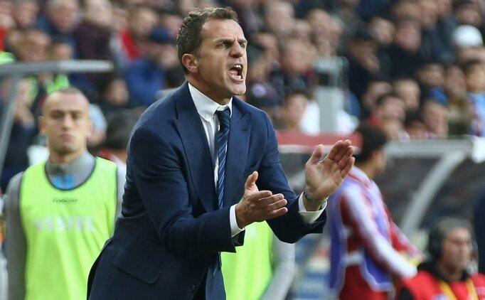 Stjepan Tomas: 'Maalesef gol atamıyoruz'