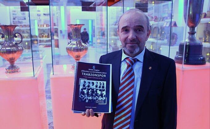 Trabzonspor'luların yazdığı şiirler kitapta toplandı