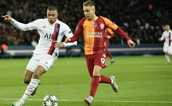 Galatasaray'dan Avrupa'ya hüzünlü veda