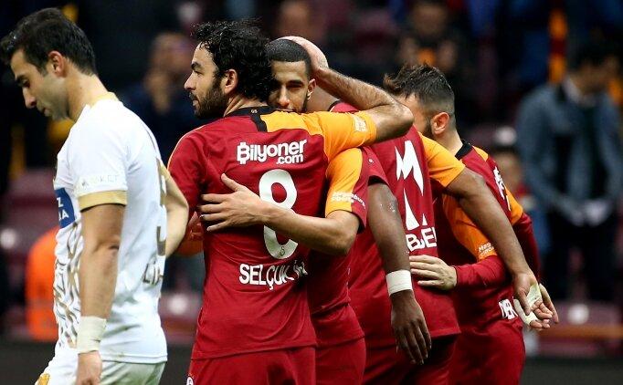 Galatasaray'da Belhanda için çare Arabistan