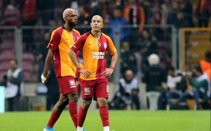 Galatasaray'ın bitmeyen çilesi: Kayıplar!