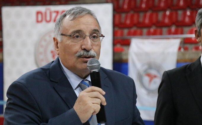 Kuraş Türkiye Şampiyonası Düzce'de düzenlendi