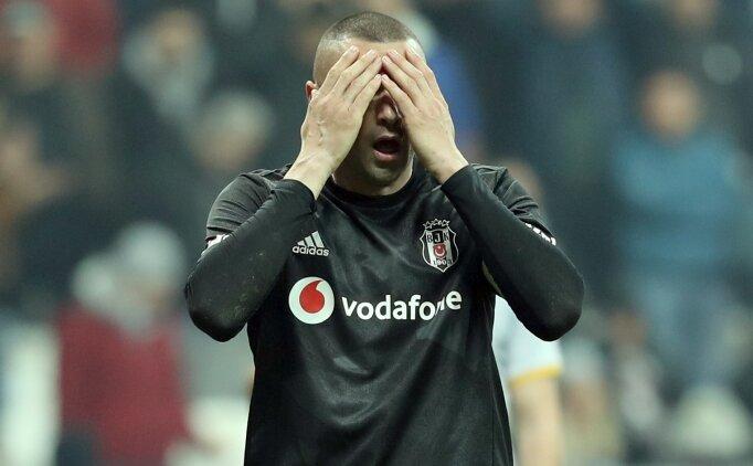 Beşiktaş'tan son 10 sezonun en kötü performansı