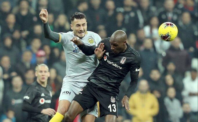 Vodafone Park'ta 35 maç sonra gelen sessizlik