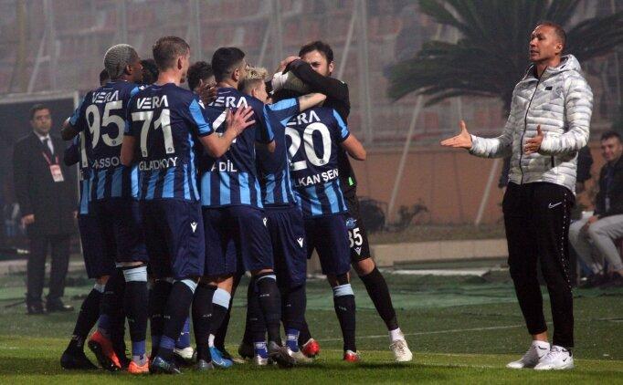 Ümraniyespor'un nefesi Adana Demirspor'a yetmedi