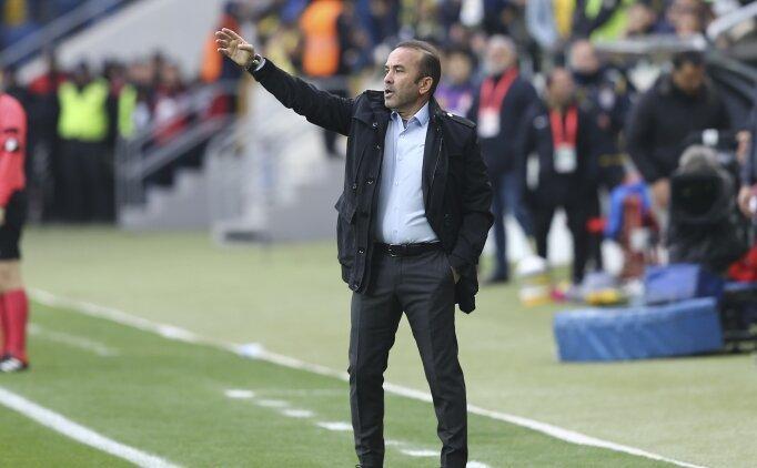 Mehmet Özdilek: '80 dakika 10 kişi performanstan memnunum!'