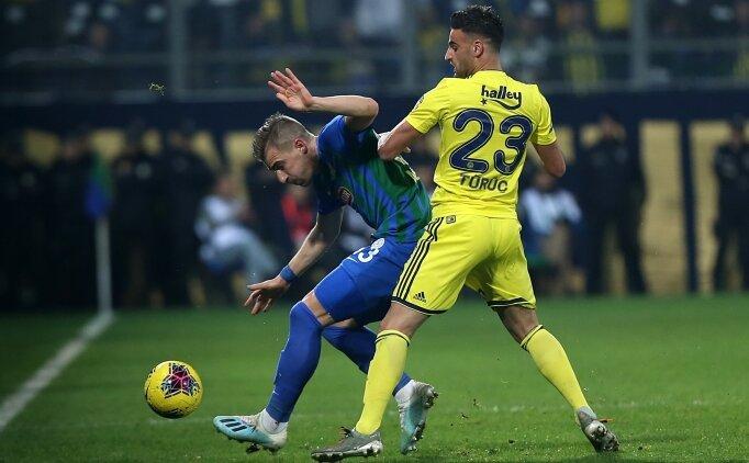 Jailson'un füzesi, Fenerbahçe'ye hayat verdi